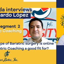 Interview Dr Ricardo Lopez Bariatric Coaching
