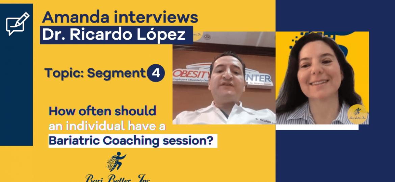 Interview 4 Dr Ricardo Lopez